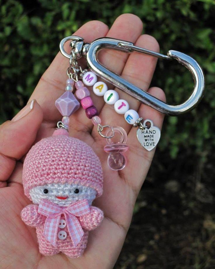 Crochet baby girl