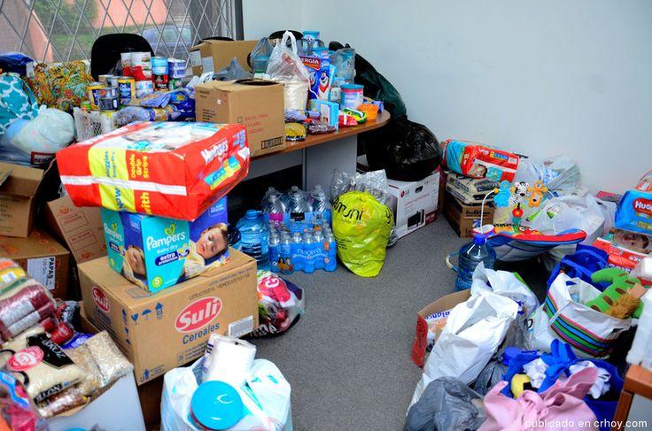 Cruz Roja recibirá donaciones para damnificados a partir del viernes