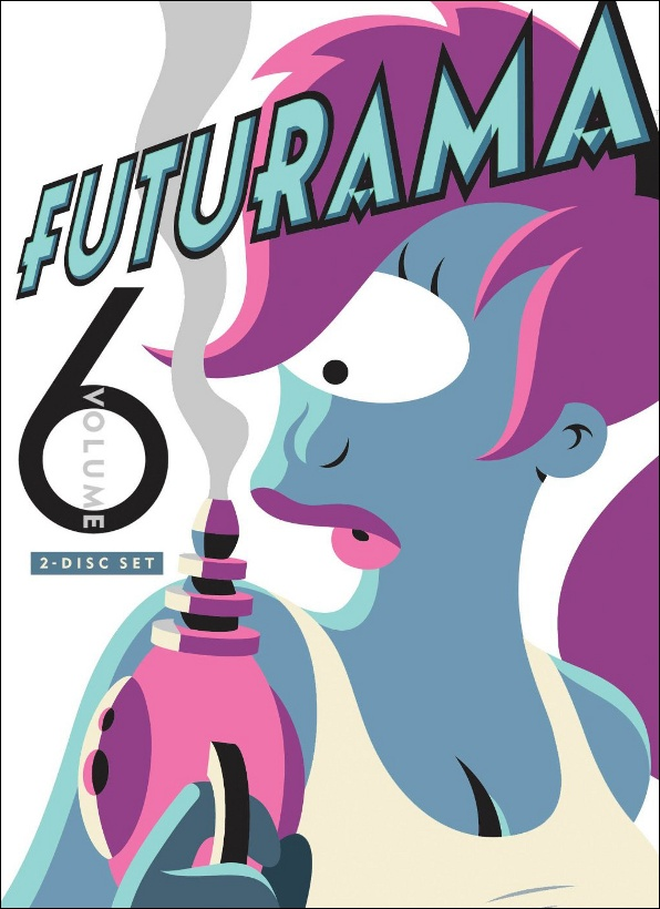 29th March - Futurama: Season 6