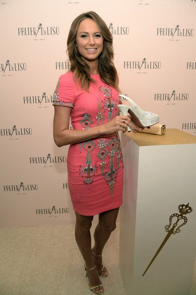 Stacy Keibler Photos Photos - Actress Stacy Keibler attends the 2014 Variety Power of Women presented by Lifetime at Beverly Wilshire Four Seasons Hotel on October 10, 2014 in Los Angeles, California. - Variety Power of Women Event — Part 3