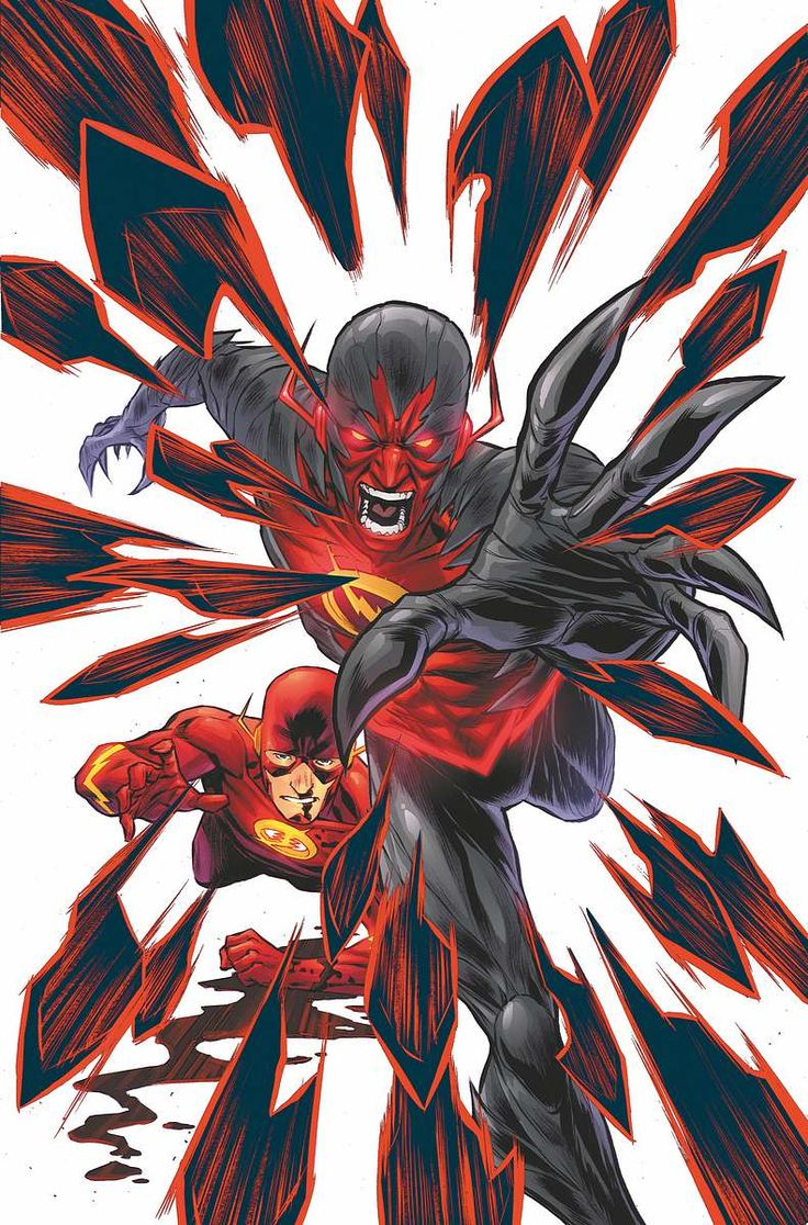 THE FLASH #23.2: REVERSE-FLASH Written by FRANCIS MANAPUL and BRIAN BUCCELLATO Art by FRANCIS MANAPUL 3-D motion cover by FRANCIS MANAPUL On sale SEPTEMBER 11 • 32 pg, FC, $3.99 US RATED T Discover the untold origin of Reverse-Flash! Who is he, and what is his relationship to Barry Allen? Secrets are revealed and questions answered as we race through the history of Reverse-Flash right through to Forever Evil!
