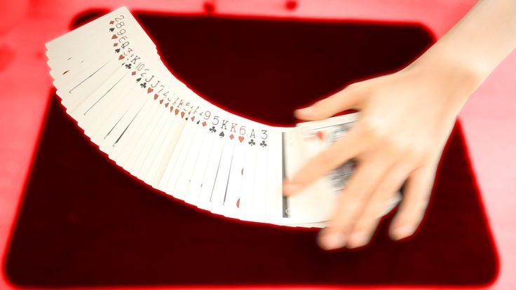 Tour de magie de carte avec Explication (facile)  !
