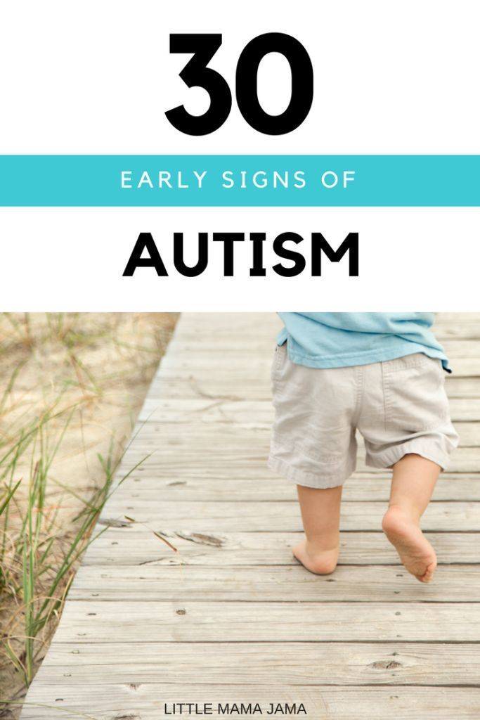 Knowledge is power - the more you know, the better you can advocate for your child. Here are 30 early signs of autism spectrum disorder.