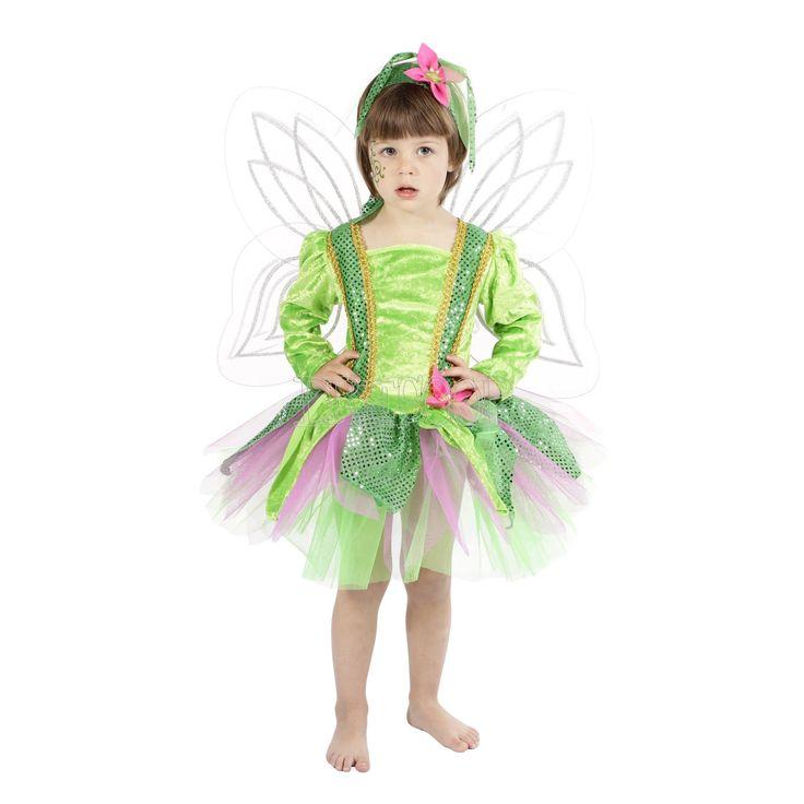 Disfraz ninfa del bosque para ni a este carnaval qui n te gustar a ser pinterest - La casa de los disfraces sevilla montesierra ...