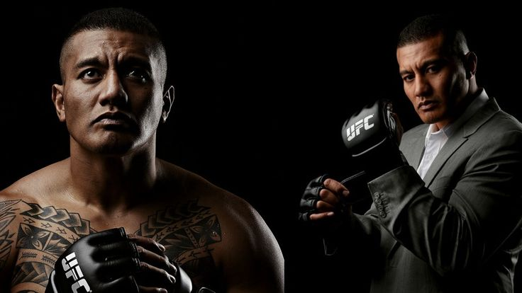 Soa 'The Hulk' Palelei is ferocious in action feature film ZOMBIE NINJAS vs TRG.