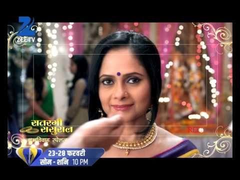 Vihaan-Aarushi's Wedding Special, 23rd - 28th Feb, 2015   zeetv's popular show Satrangi Sasural is bring Vihaan-Aarushi's Wedding Special, 23rd - 28th Feb, 2015 10 pm only on zee tv. all family mem
