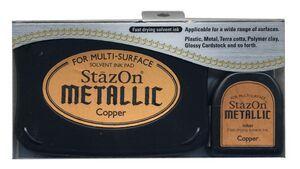 StazOn - inkoustová poduška / Copper