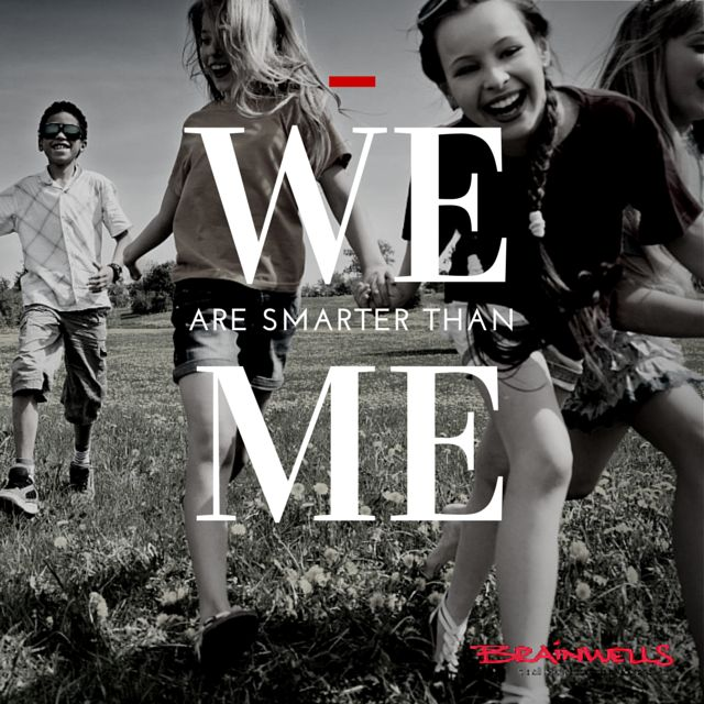 The more we give, the more we get! http://brainwells.com/why-sharing-is-caring #Leadership