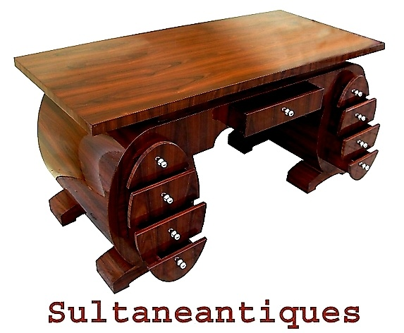 Best Art Deco Talbes Sideboards Cabinets And Desks Images On - Art deco furniture designers desks