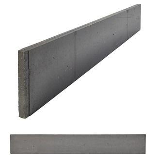 Garden Elements betonplaat 184x26x3,4 cm antraciet | Tuinschermen | Tuinafsluitingen & tuinhout | Tuin | GAMMA.be