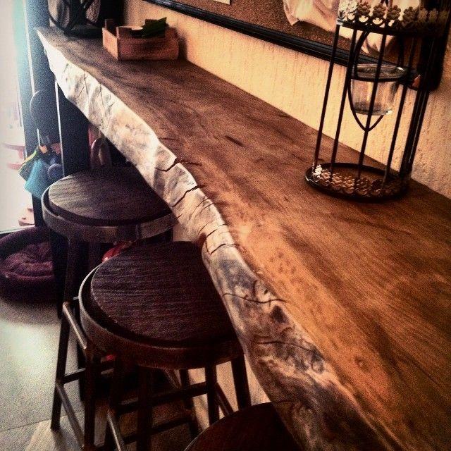 #cafe #bar #tezgah #ahsaptezgah #elyapimi #ahsap #ahsapmobilya #tabure #stool #masif #mobilya #massive #wood #woods #woorworks #decoration #dekorasyon... - REF COLLECTION (@ref_collection)