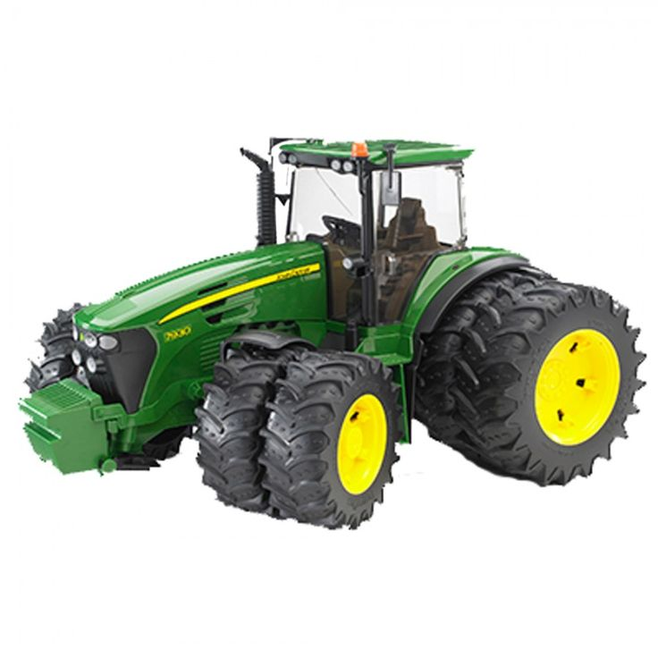 John Deere Bruder 1/16 Scale 7930 w Twin Tires - 1/16 Scale - Toys & Collectibles   RunGreen.com