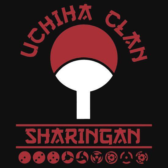 Uchiha Clan Sharingan