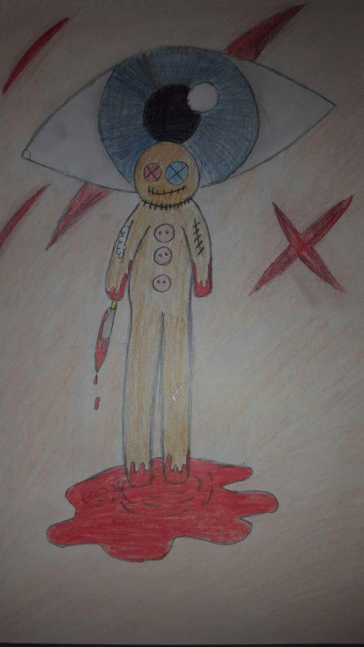 My drawing vudubábu XD