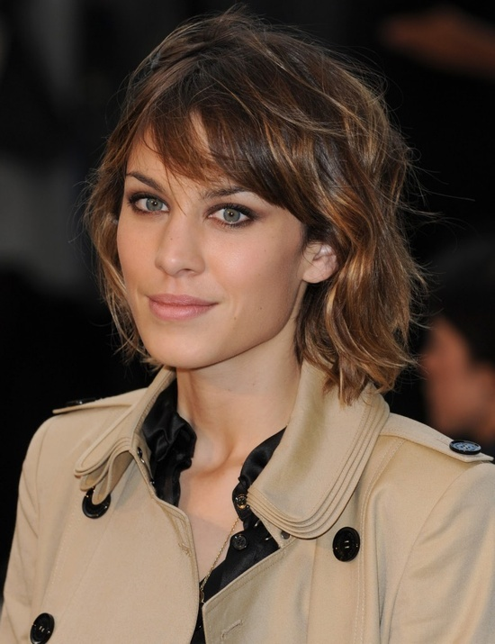 photos of medium length haircuts 56 best hairstyles for square faces images on 5441