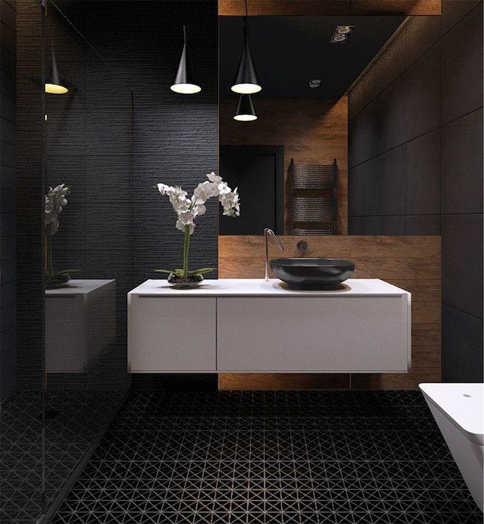 1728 best salle de bain images on pinterest - Carrelage salle de bains design ...