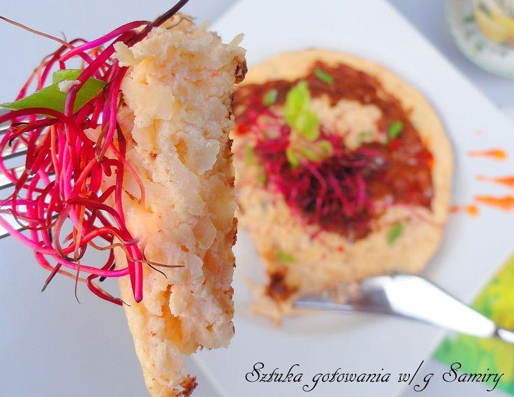 Dietetyczny omlet lunchowy