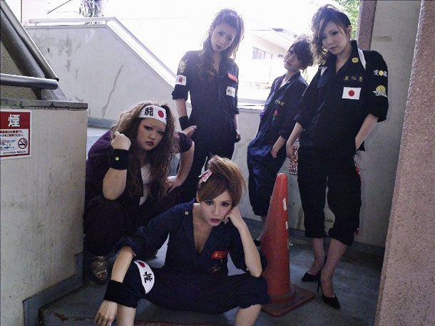 ヤンキーアイドルオーディション1