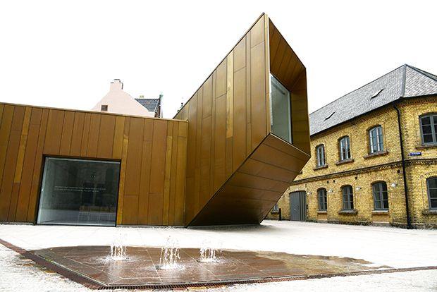 Domkyrkoforum, Lund, Sweden by Carmen Izquierdo