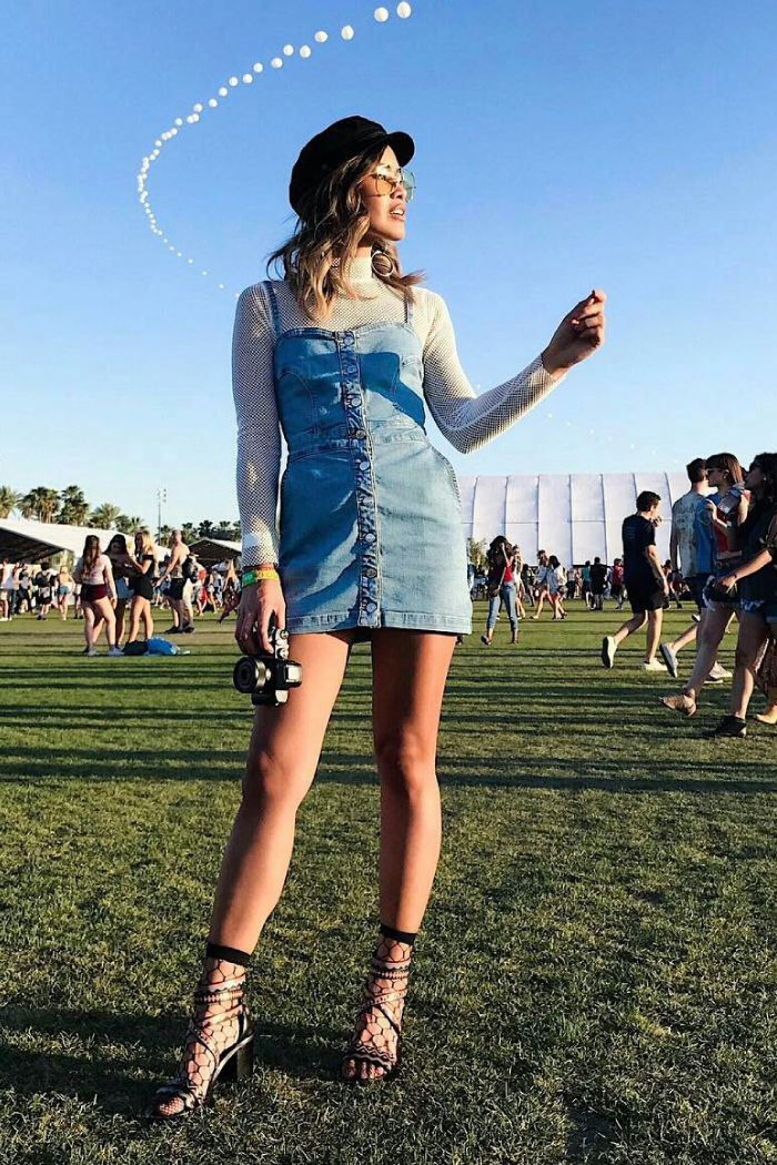 Coachella 2017: 20 looks de arrasar - Guita Moda | Ideias fashion, Looks, Roupas da moda