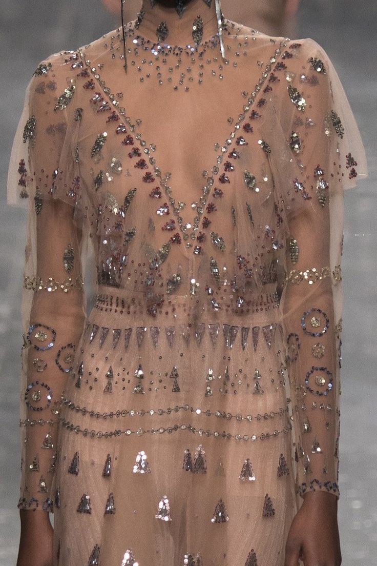 VALENTINO FALL WINTER 2016-2017 COLLECTION PARIS, FRANCE