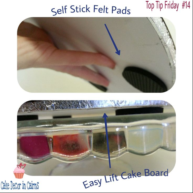 Cake Decor in Cairns: Top Tip Friday #14 Easy Lift Cake Boards
