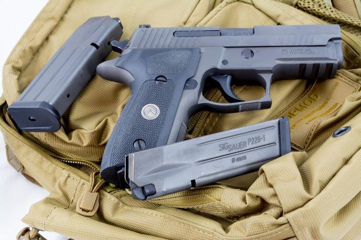 First Look at Sig Sauer's New Legion 9mm Pistol, Sig Sauer P229 Legion 9mm