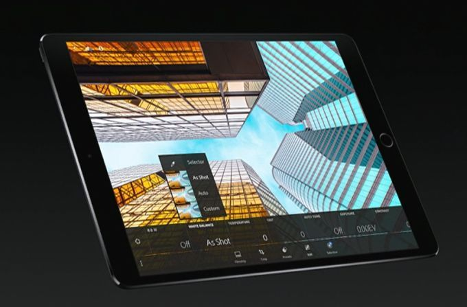 Apple launches iPad Pro 10.5 with A10X processor (and updated iPad Pro 12.9)