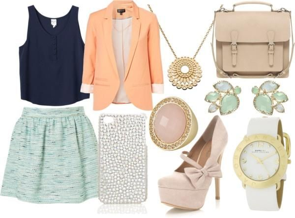 Style guide for a new job or internship... perfect for us college girls :]