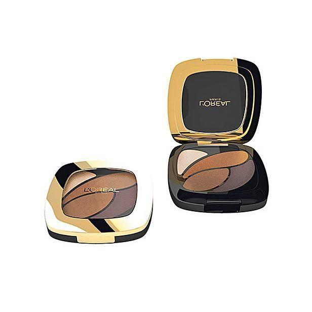 L'Oréal Paris Color Riche Quad oogschaduw - E3 infiniment bronze