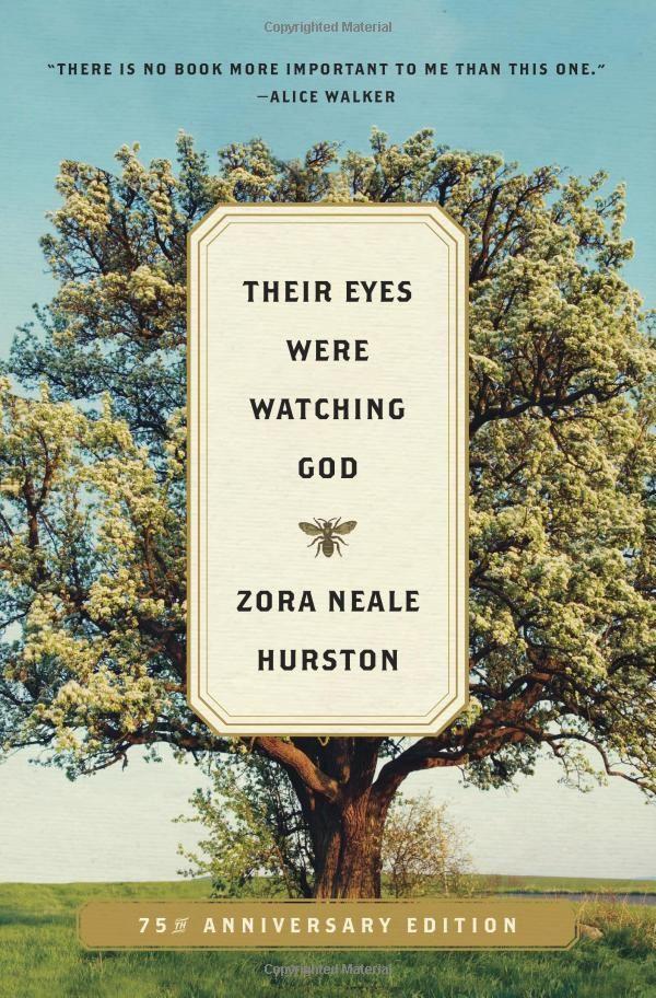Their Eyes Were Watching God: A Novel: Zora Neale Hurston ...