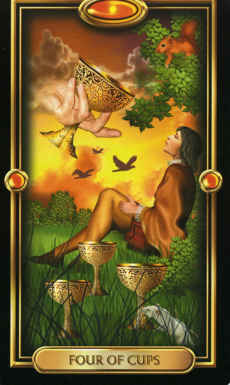 5 of cups and 6 pentacles relationship