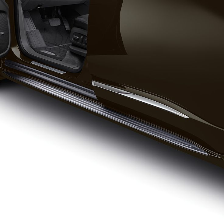 Get in and out of your Traverse with ease with these stylish Molded Assist Steps in Sable Brown Metallic These Chevrolet Accessories assist steps feature a textured step pad for improved footing and direct chassis mounting for maximum support Designed engineered and tested by Chevrolet exclusively for the All New Chevrolet Traverse Designed to Color Coordinate with the Bodycolor moldings provided on the Premier and High Country Models Use Black Molded Assists Part 84357961 with LS LT and RS…