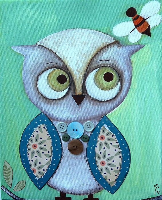 Hibou & Co so cute owl