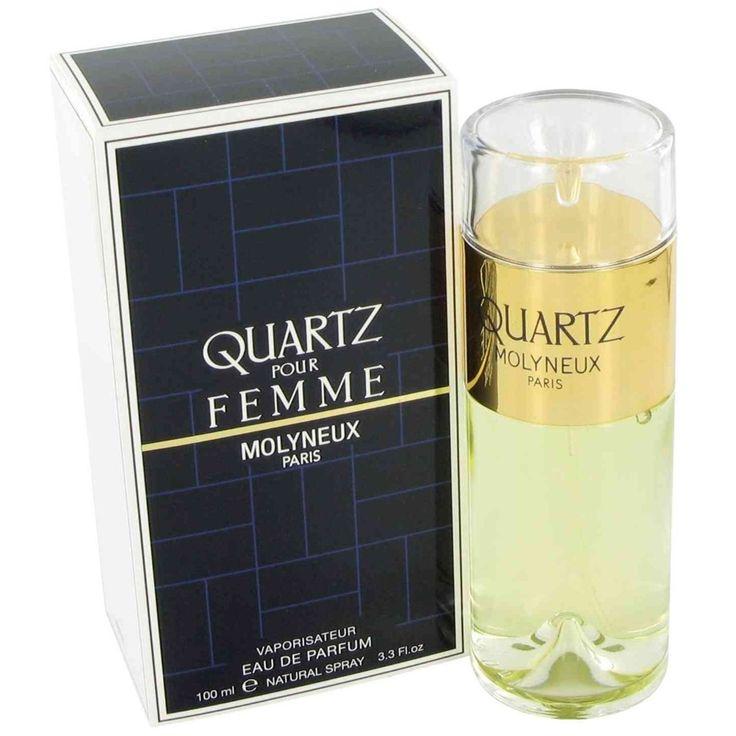 Quartz pour Femme Eau de parfum 100 ml – Molyneux - Molyneux   beauteprivee.fr