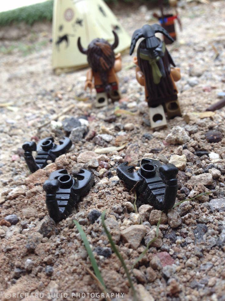 Macro Adventures - Lego macro photography series by Richard Julio Photography