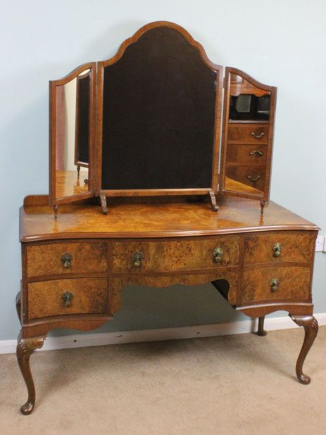 antique dressing table set - Google Search