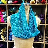 Ravelry: Two Thirds Cowl pattern by Esther Hall