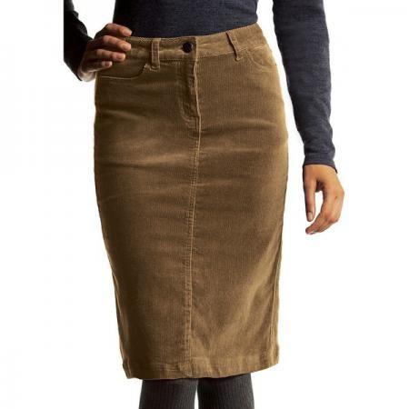 прямая юбка из вельвета. мягкий материал ,простая форма