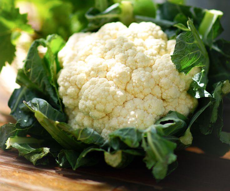 Trucos de cocina: Eliminar las manchas de la coliflor