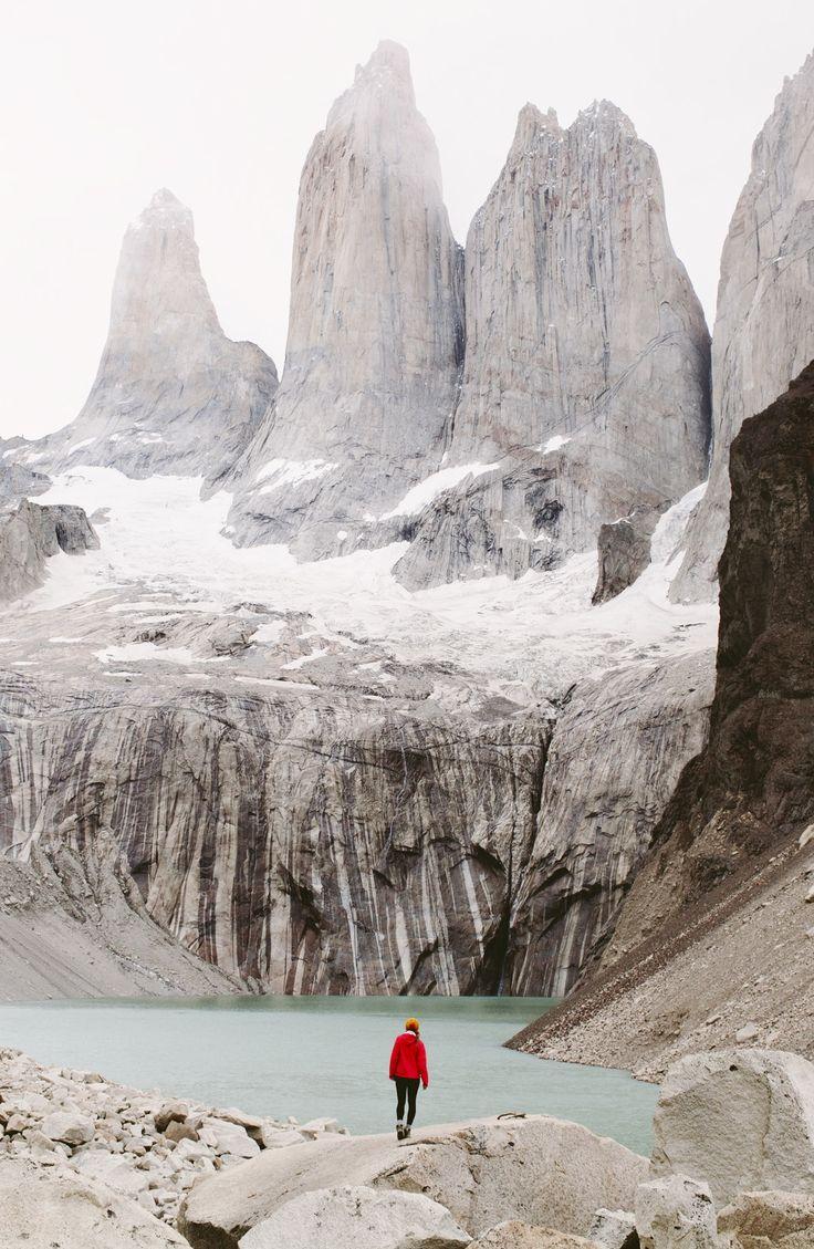 Mirador Las Torres in Patagonia