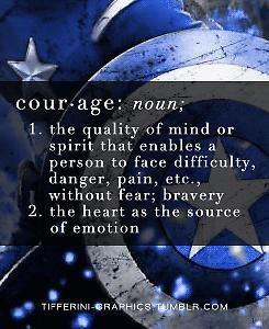 Captain America Courage