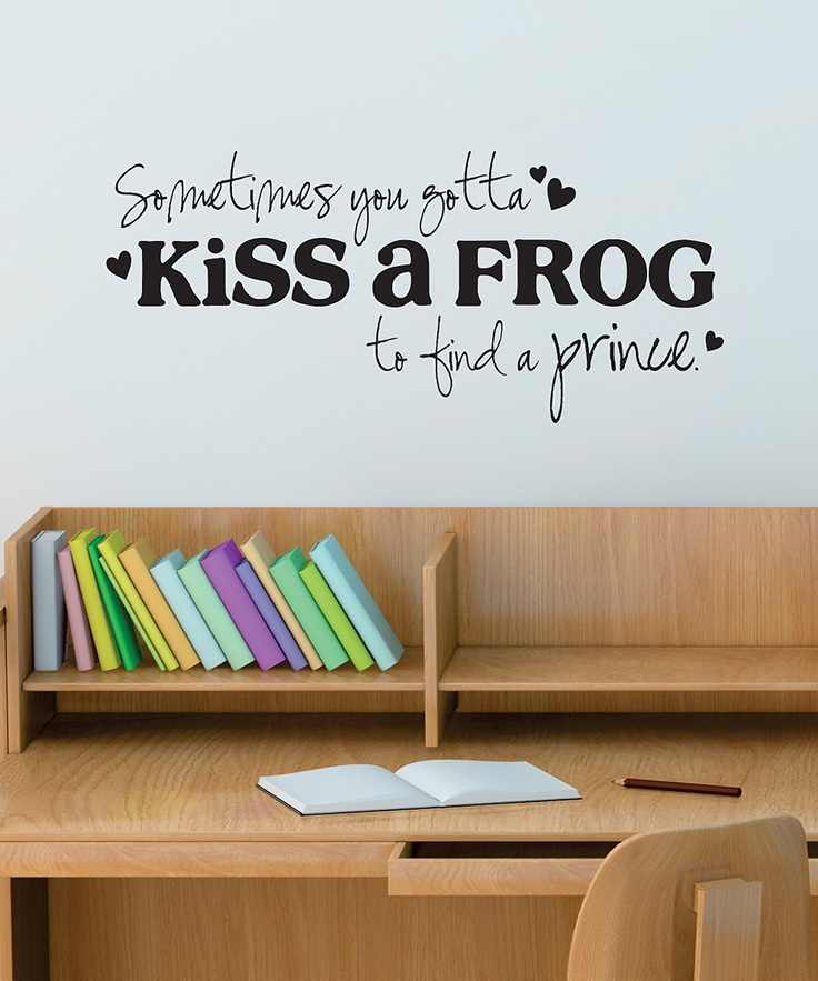 Cute Frog Quotes: Kissing Frogs Quotes. QuotesGram