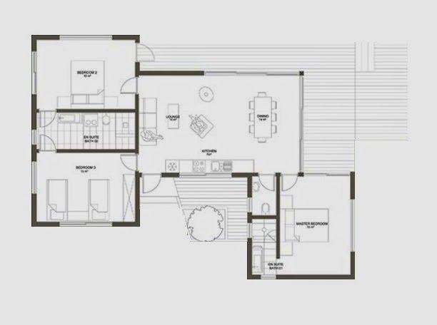M s de 25 ideas incre bles sobre planos de casas for Planos de construccion de casas pequenas