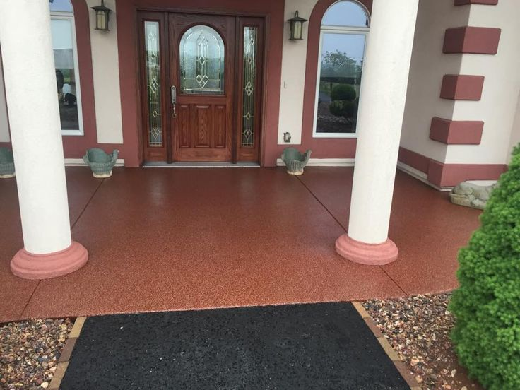 Best 25 concrete coatings ideas only on pinterest - Exterior concrete floor coatings ...