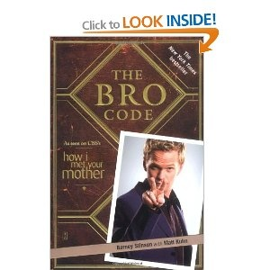 He worships How I Met Your Mother ( especially Barney)! This is a no brainer and a self-appointed gift!