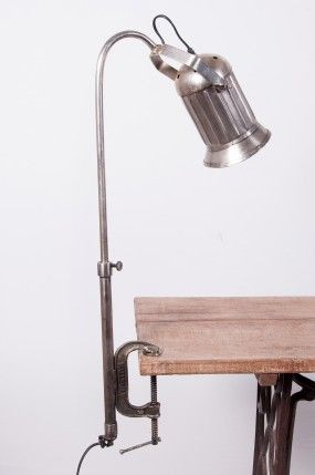 S Likes This For His Desk Lamp Arkwright Industrial