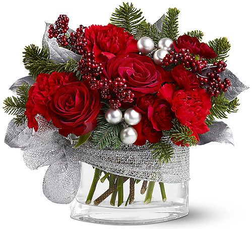 Best images about christmas floral on pinterest