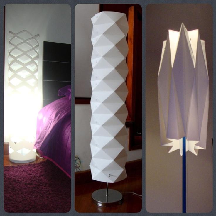 Nuestras lamparas :)