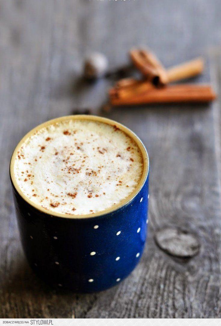 Kawa piernikowa Składniki: 1 kubek zaparzonej ulubione… na Stylowi.pl